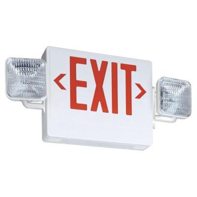 WESTGATE XT-C COMBINATION EXIT SIGN & EMERGENCY